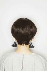 Hip Chick Wig Tokyo スパイスショート ブラックブラウン