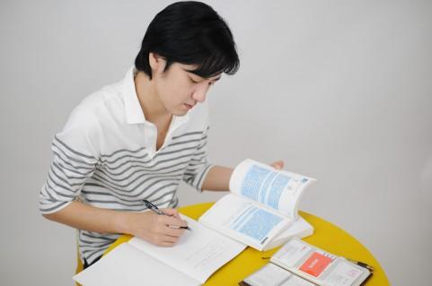 英語勉強中